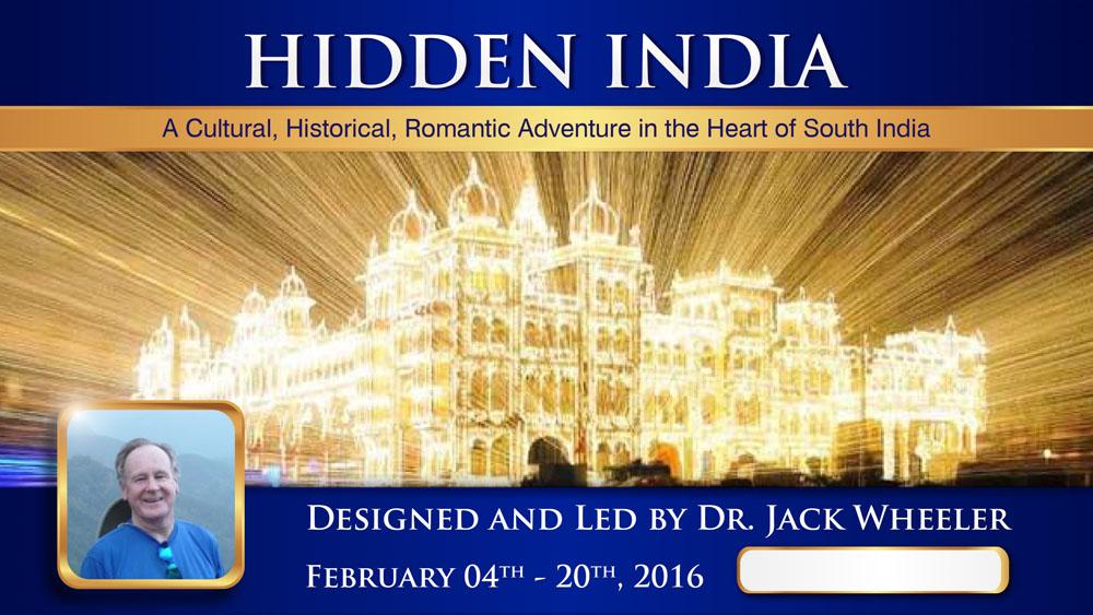 Hidden India 2016
