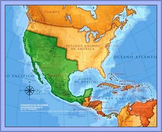 Mexico Map 1794.Cinco De Ridiculoso 2 The Point News