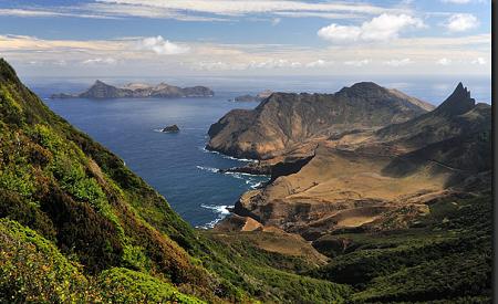 Robinson Crusoe Island - Selkirk's Lookout