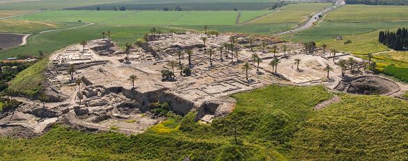 ruins-of-megiddo