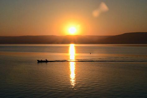sunset-on-the-sea