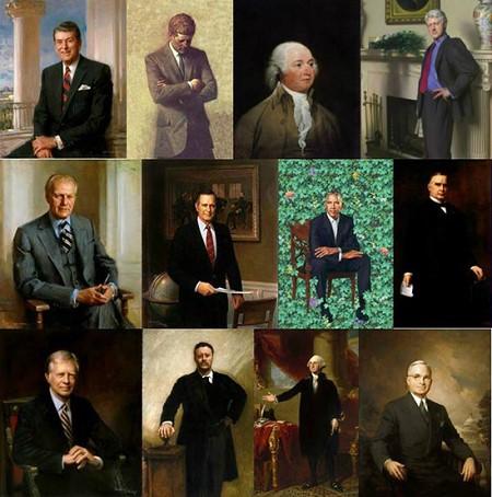 past-us-presidents