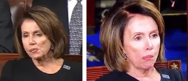 pelosi-face-contortions