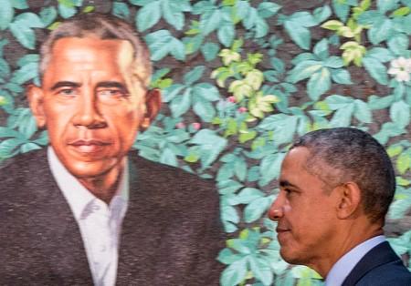 unveling-obama-painting