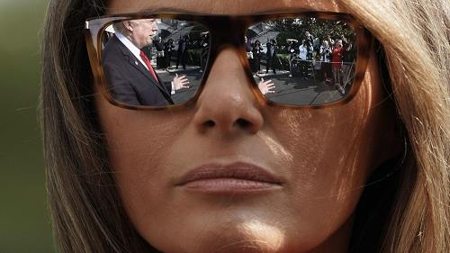 melania-shades