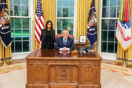kim-k-with-trump