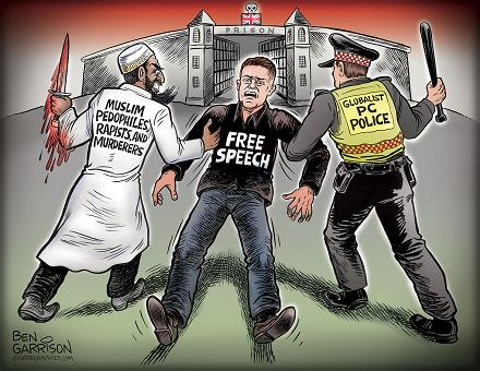 silencing-tommy-robinson
