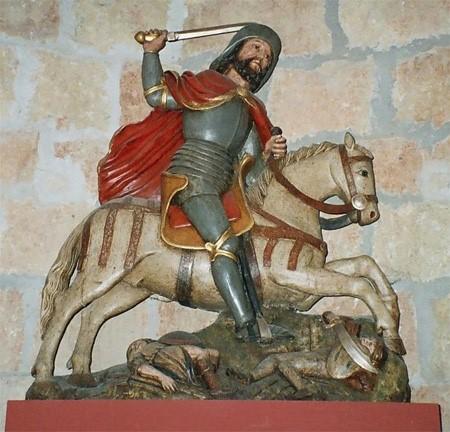 Santiago de Matamoros – Patron Saint of Spain