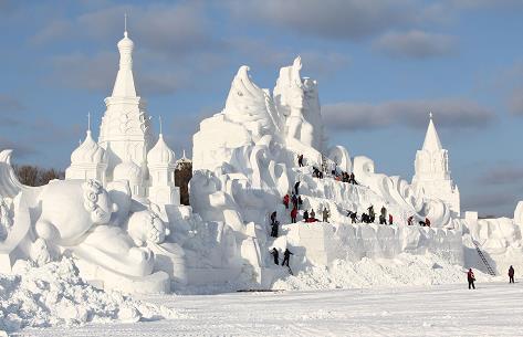 biggest-snow-sculpture