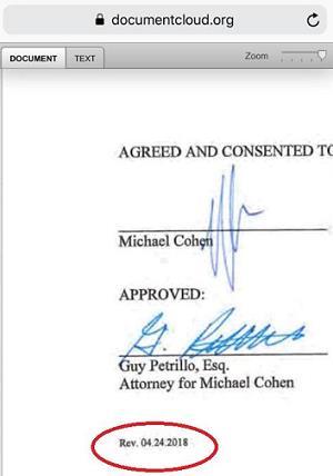 cohen-signed-doc