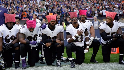 The Pussies of the NFL