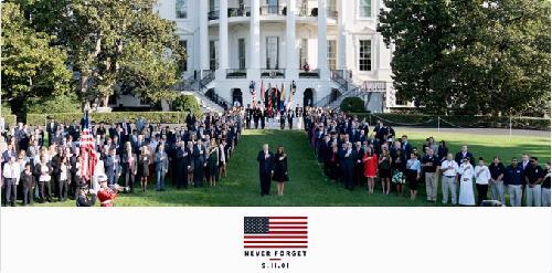 911-white-house-commemoration