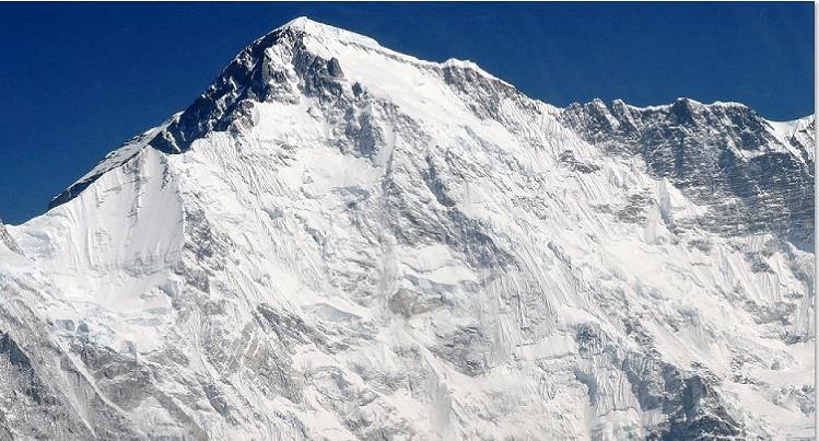 Cho Oyu, 6th highest mountain in the world, 8501m/27,883ft