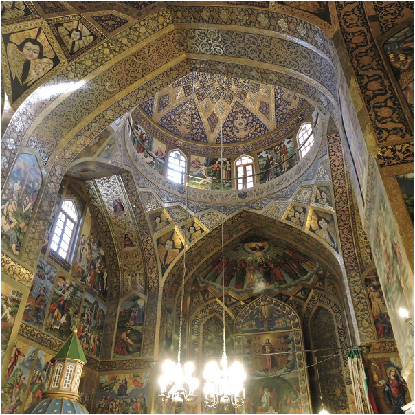 christian-cathedral-in-isfahan
