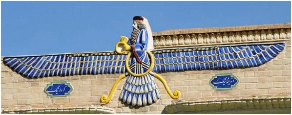 faravahar-symbol