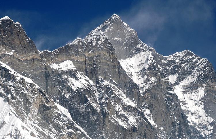 Lhotse, South Face and South Wall