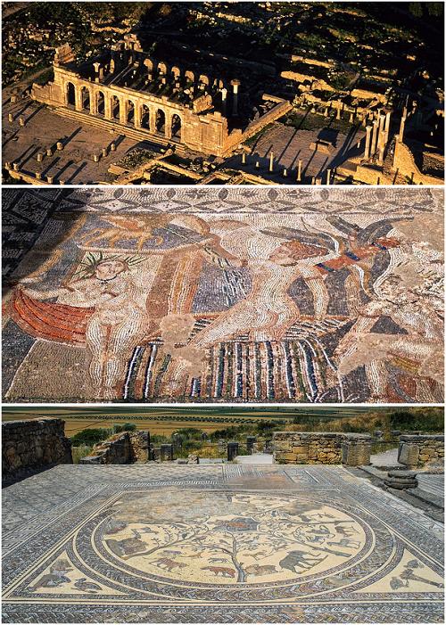 world-heritage-site-of-volubilis