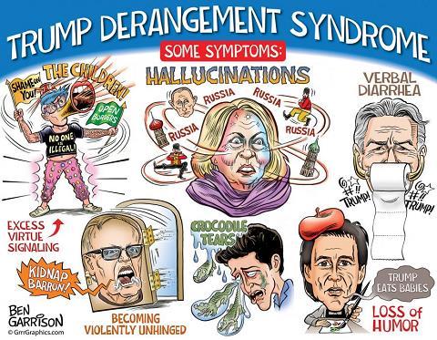 trump-derangement-syndrome