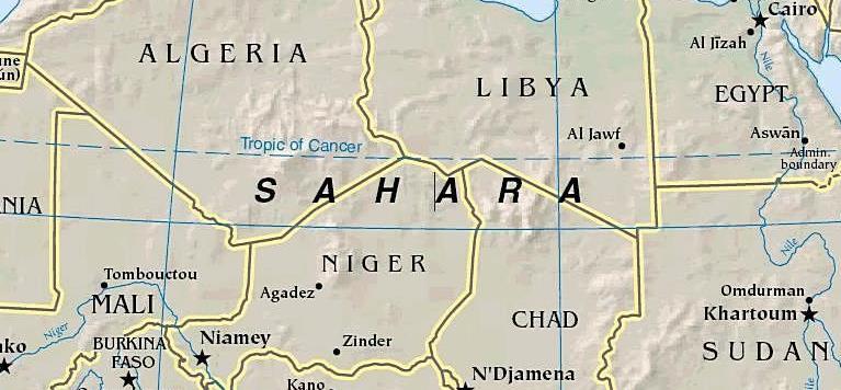 sahara-map