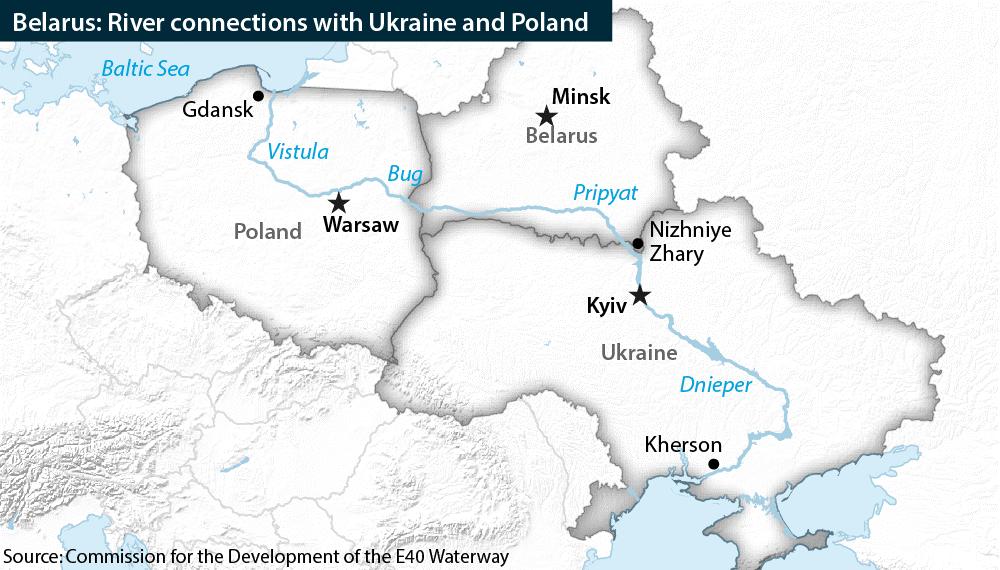 belarus-river-connections