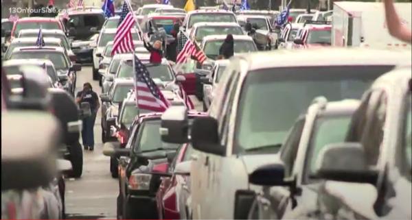 protest-traffic-jam