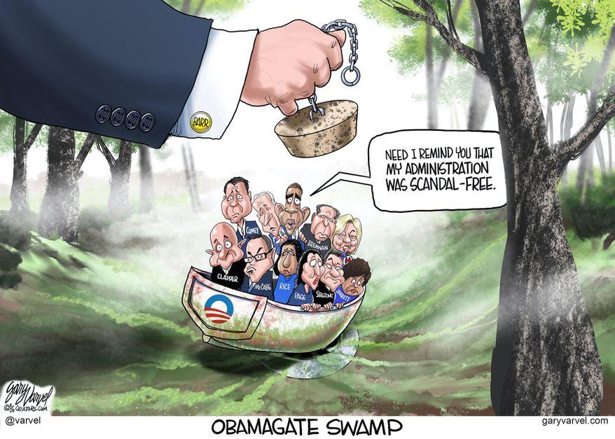 obamagate-swamp