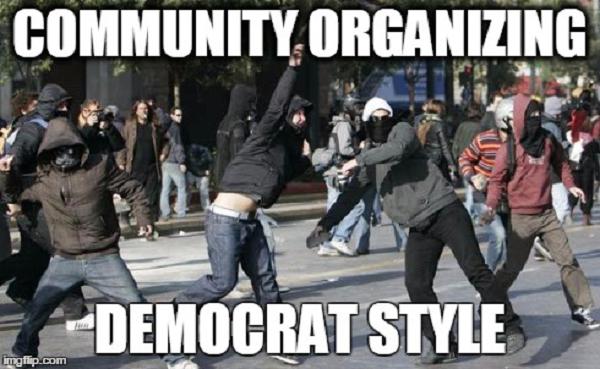 dem-community-organizing